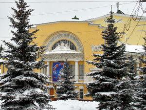В Волковском театре вновь открыта камерная сцена.