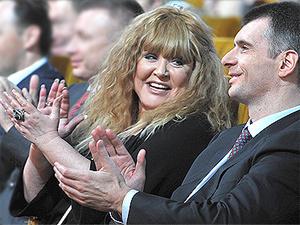 Примадонна высказалась о политическом потенциале Михаила Прохорова