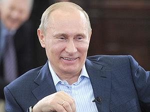 Путин встретился со студентами