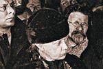 Ленин, Сталин, Крупская - нелюбовный треугольник