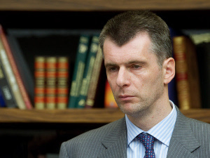 Прохоров за 4 года заработал 115 миллиардов