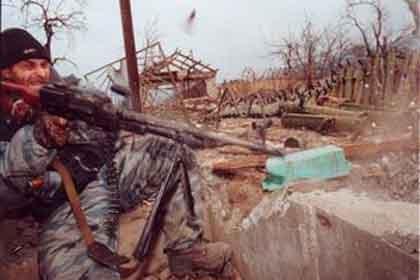 В Дагестане обстреляли наряд, двое военных ранены
