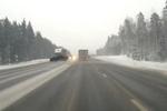 Страшную аварию во Владимирской области снял видеорегистратор