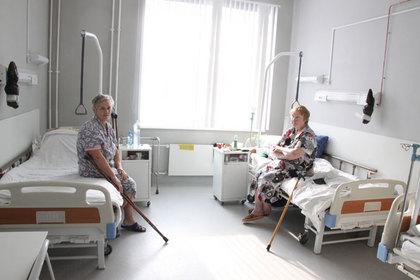 В новом корпусе Соловьевской больницы прошли первые операции.
