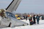 Эксперты: «Не мог пилот разбившегося ATR-72 просто так отказаться от реагентов. Был какой-то еще фактор»