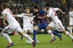 Два гола Месси принесли «Барсе» 4,2 миллиона евро