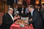 Геннадий Хазанов повторил шахматный подвиг Остапа Бендера
