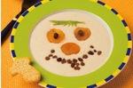 Овсяный суп с изюмом