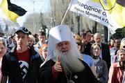Священники извинились перед мирянами за свастики на крестном ходе в Волгограде
