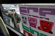 Следователи попросят суд продлить арест хулиганок из Pussy Riot