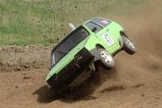 Под Рязанью стартовали всероссийские соревнования по автокроссу