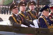 Парад Победы в Екатеринбурге открыли ветераны-фронтовики