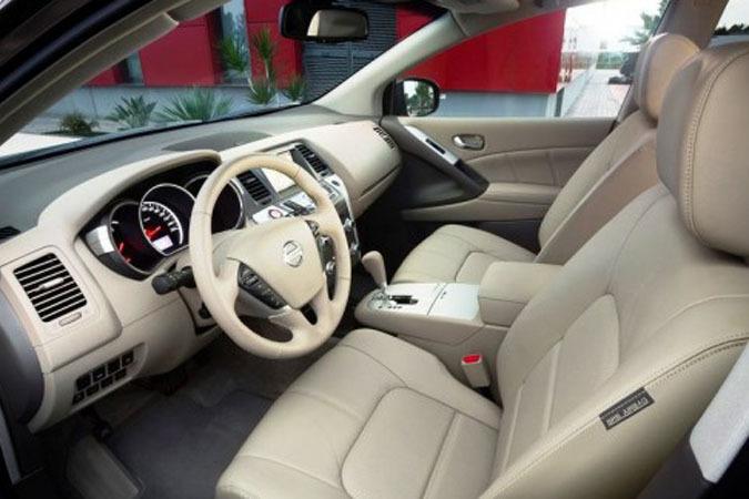 Обновленный Nissan Murano появится в октябре.