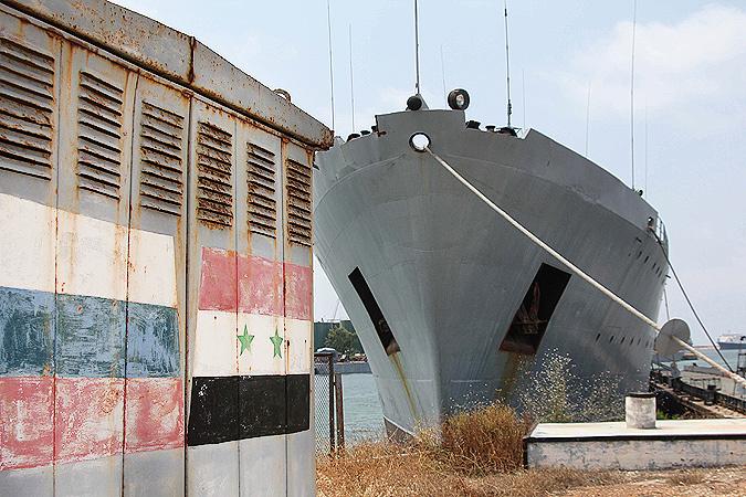 Что реально происходит в Сирии (ликбез для ваты)