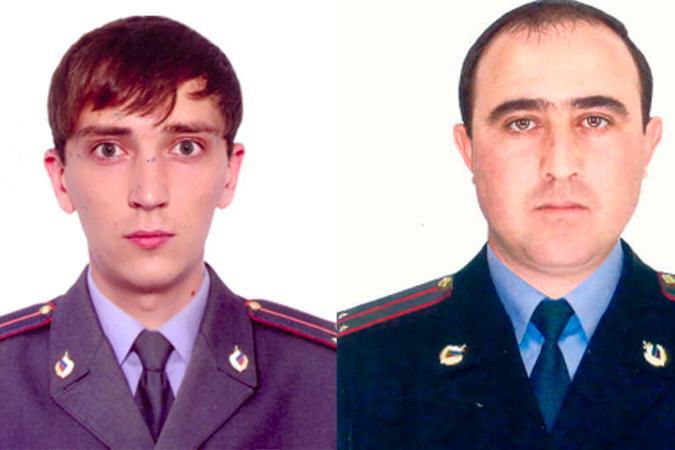 В Дагестане боевики убили двоих полицейских