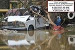 Наводнение на Кубани: десятки людей в Крымске убил оползень в горах
