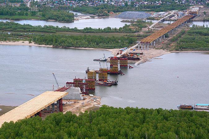 Основой Восточного объезда Новосибирска станет Оловозаводская магистраль.  Как и было сказано сегодня...