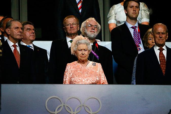 Блоги. Открытие Игр в Лондоне: Олимпийская сказка [Поминутно;)]. новости, олимпиада, церемония, открытие, игры, лондон 2012, королева, олимпийская сказка, королевский размах, королева Елизавета, Мистер Бин,