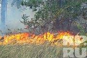 Вертолет МЧС РФ тушит лесные пожары в Сербии