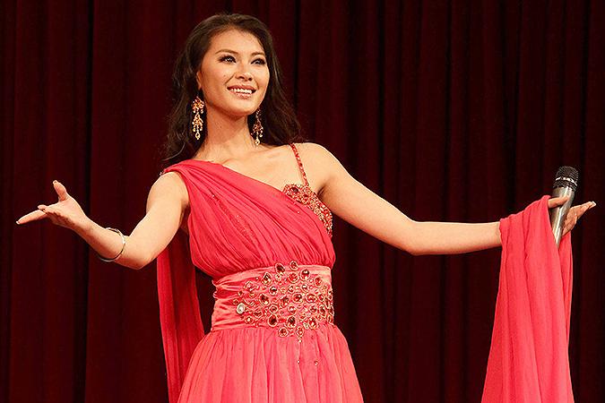Новая «Мисс мира-2012» — китаянка Ю Венься