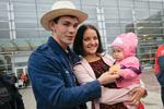 Олимпийский чемпион по боксу Егор Мехонцев в Екатеринбурге признался «Комсомолке»: Свою победу я посвятил жене и дочке