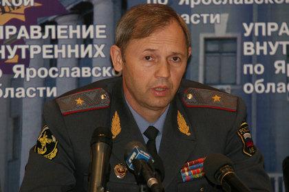 Генерал-майор полиции Николай Трифонов встретится с ярославцами.