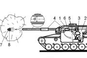 Петербургский ученый придумал танк, который стреляет фекалиями