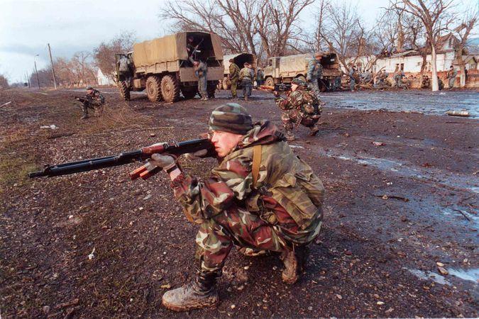 В Дагестане ликвидировали четверых продавцов оружия