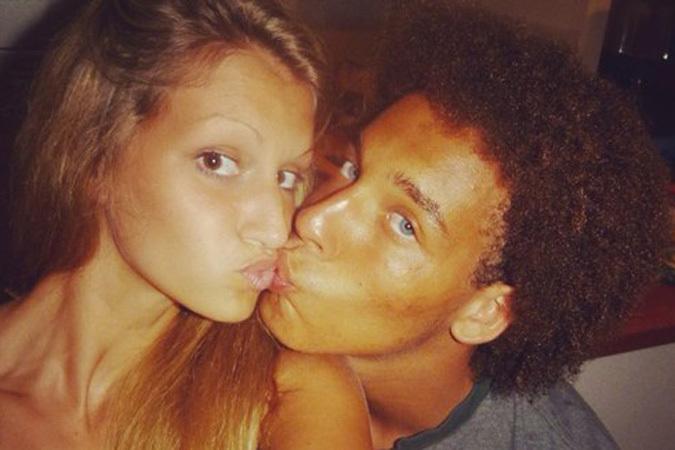 Аксель витсель и его девушка