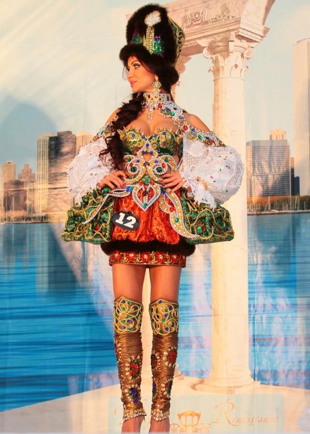 В Ростове выбирали самую красивую жену России