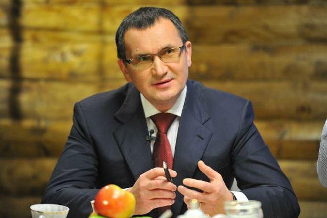 Николай Федоров, министр