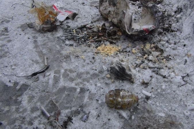 В центре Нальчика заложили бомбу