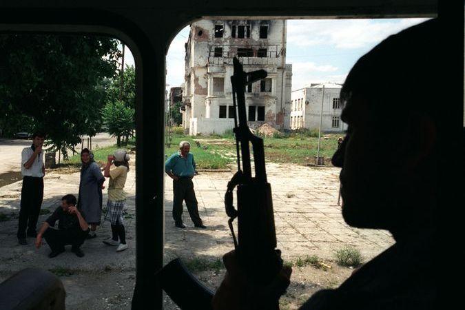 В Дагестане ранены пятеро полицейских