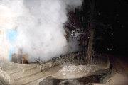 В Самаре из-за прорыва теплотрассы без отопления остались 152 дома, детсады и школы