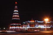 Коммунальщики Пскова: елка треснула из-за мороза [аудио]