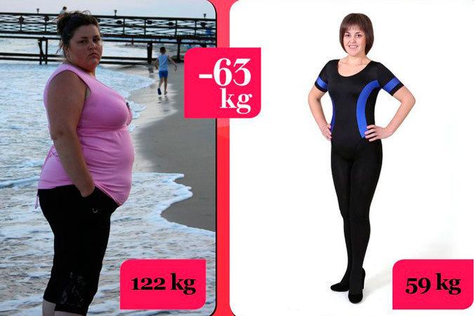 85 кг как похудеть