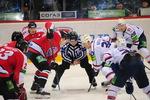 ХК «Сибирь» подарил болельщикам к Новому году три победы подряд