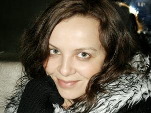 """Солистка группы  """"Маша и Медведи """" Мария Макарова на гастролях в Мурманске."""