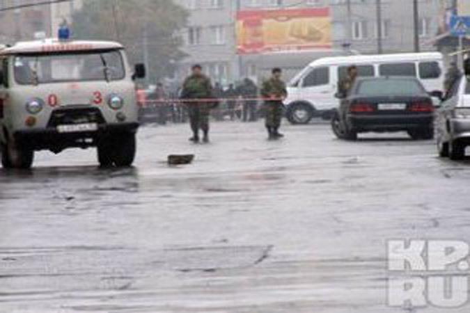 В Северной Осетии судят задержанных со взрывчаткой жительниц Дагестана