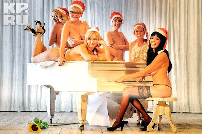 фото голых балерин в раздевалки