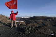 В честь юбилея Сталинградской битвы волгоградцы покорили Килиманджаро