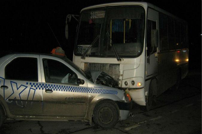 В Ярославле маршрутка врезалась в такси: пострадали два человека Жительницу Туношны госпитализировали в тяжелом...