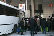 Междугородные автобусы не ходят с юга Кузбасса в Новосибирск