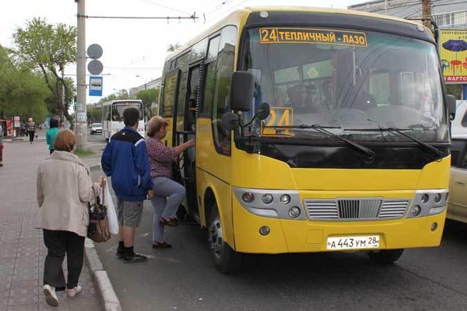 автобуса станет проще