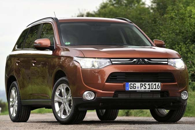 Mitsubishi outlander обзор фото