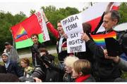 В Беларуси не зарегистрировали геев, лесбиянок, бисексуалов и трансгендеров