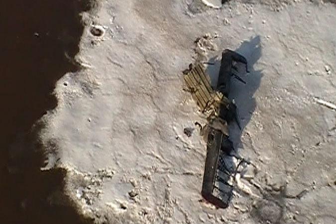 Подведение итогов по спасательной операции на месте крушения вертолета МИ-8.