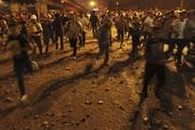 Массовые демонстрации в Египте проходят в курортных городах Хургада и Шарм-эль-Шейхе
