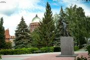 В Башкирии верующие просят убрать памятник Ленину подальше от храма
