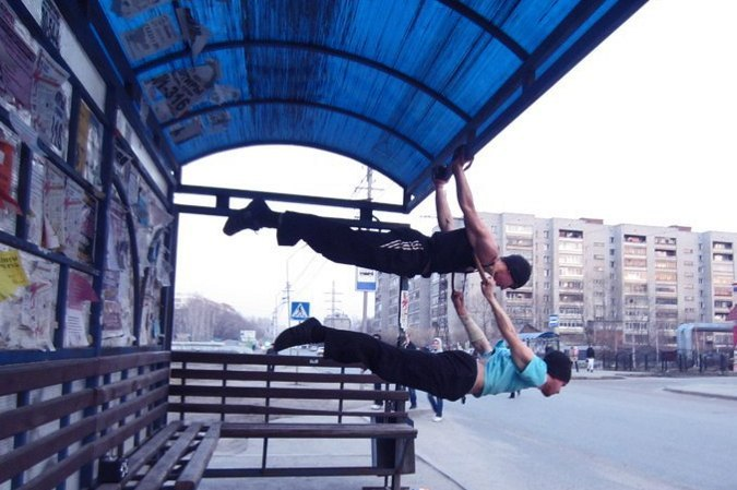 В Томске пройдет чемпионат по Workout